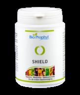 BioProphyl Shield 120 pflanzliche Kapseln mit Vitaminen, Mineralstoffen und Spurenelementen