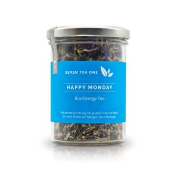 HAPPY MONDAY – Bio-Energy-Tee